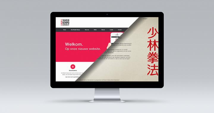 Nieuwe website Shaolin Kempo Barendrecht