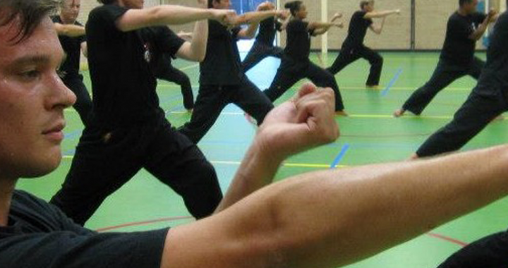 Shaolin Kempo Bond Kadertraining Saifas